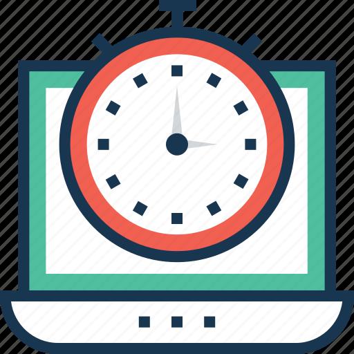countdown, development, page optimization, speed, web icon
