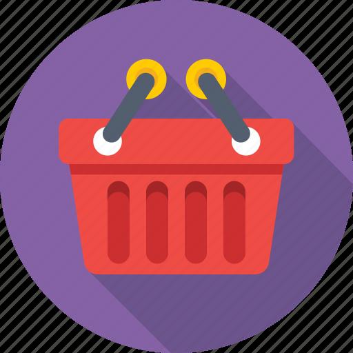 basket, buy, e commerce, shopping, store icon