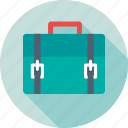 bag, briefcase, businessman, office bag, portfolio icon
