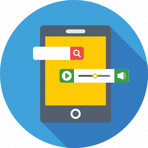 api, apps, browser, development, mobile icon