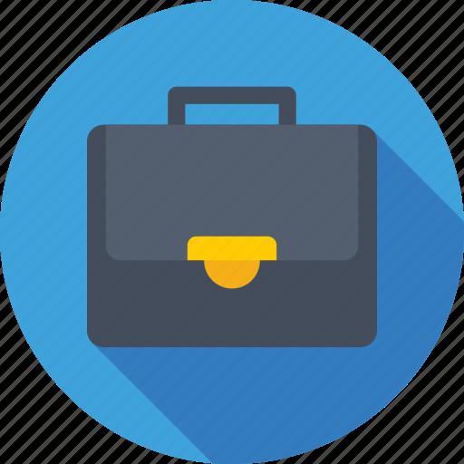 bag, briefcase, case, portfolio, school bag icon