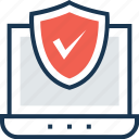 antivirus, defence, network security, protection, shield icon
