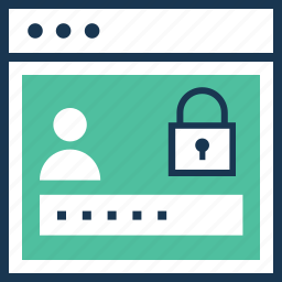 login, protection, secure, secure login, security icon