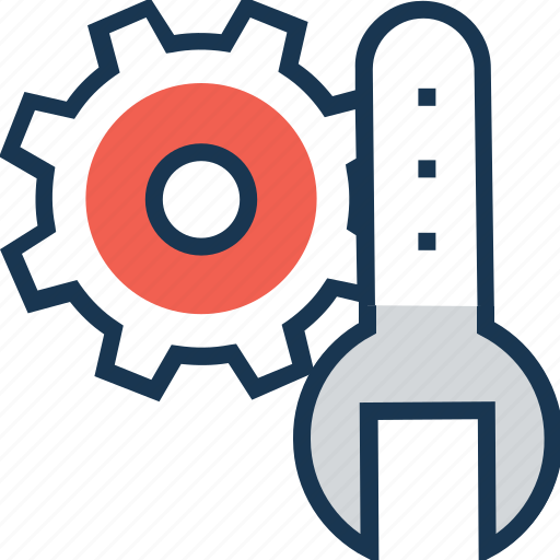 cog, cogwheel, configuration, preferences, settings icon