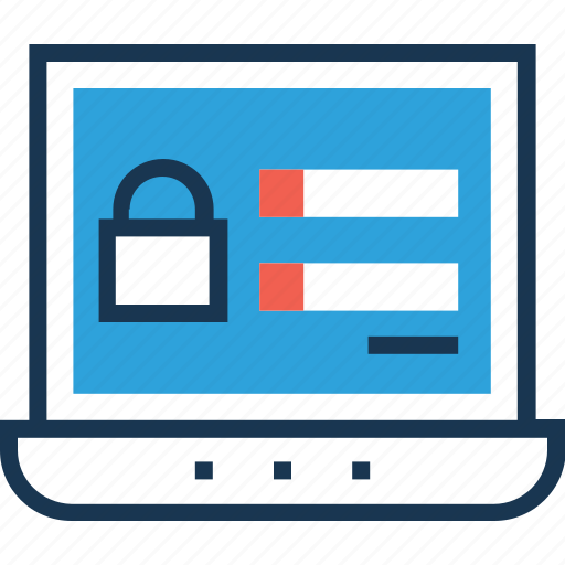 access, account, lock, security, user access icon