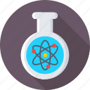 experiment, flask, lab flask, research, science icon