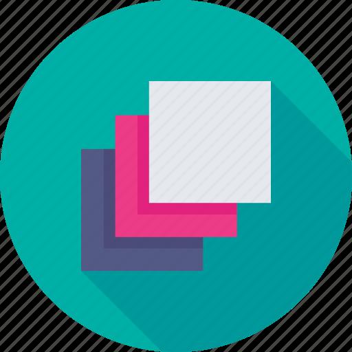 arrange, design, layers, model, stack icon