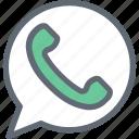 call center, customer service, customer support, helpline, telemarketing icon
