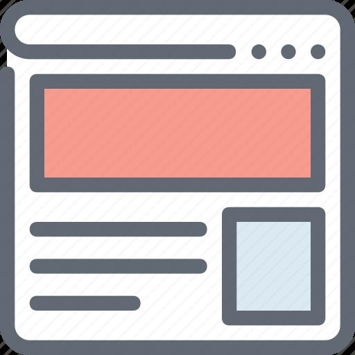 browser, web browser, webpage, website, windows tab icon