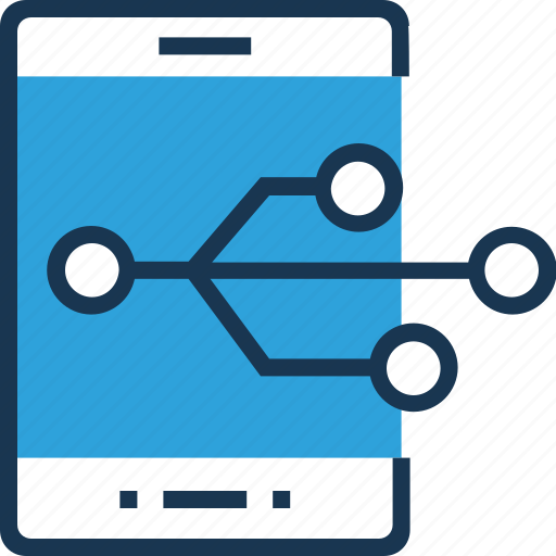 connection, connectivity, internet, mobile, network icon