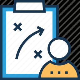 clipboard, game, seo, strategy, tic tac toe icon