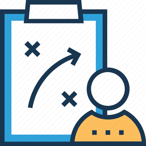 clipboard, game, seo, strategy, tic tac toe icon