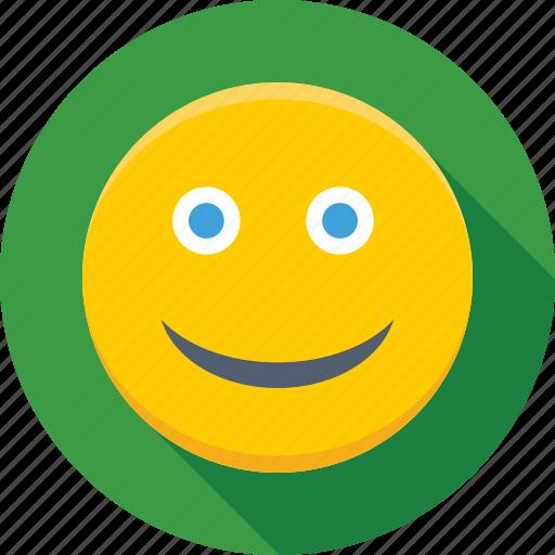 emoji, emoticon, happy, happy face, smiley icon