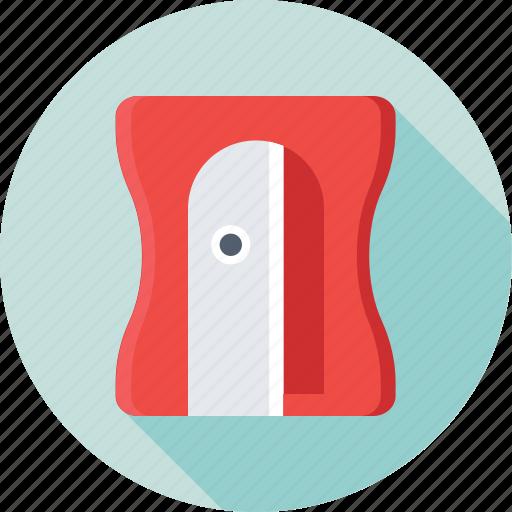 pencil sharpener, school, school supplies, sharpener, stationery icon