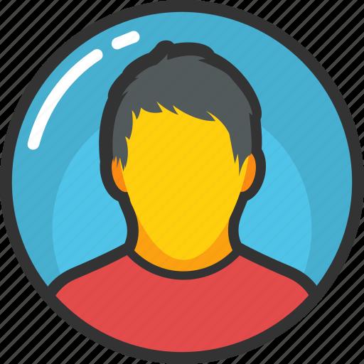 client, consumer, customer, person, user icon