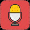 audio, mic, microphone, recording, retro