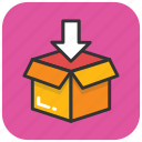 cardboard box, cargo, delivery box, delivery package, parcel
