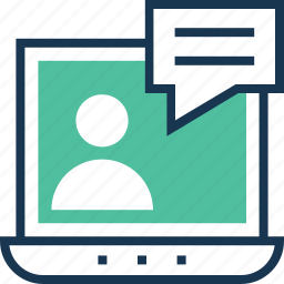 chat, consultant, customer, online consultant, support icon