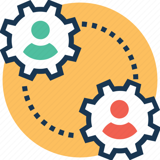 employee, management, preferences, staff, team skills icon