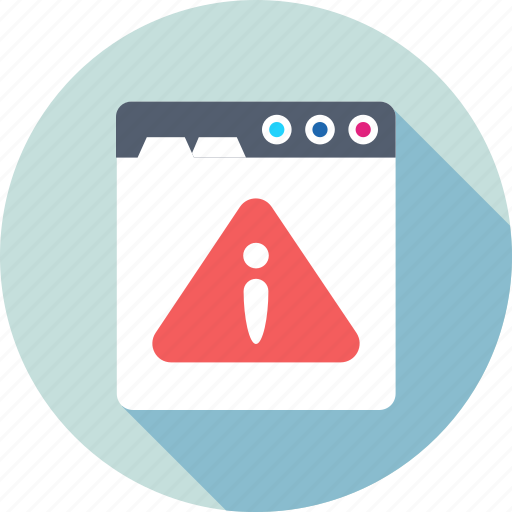 error, error page, http error, server error, web icon
