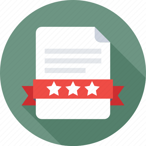 ranking, rating, review, seo, stars icon