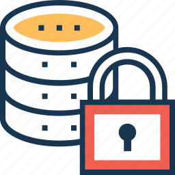 data, data protection, lock, padlock, protection icon
