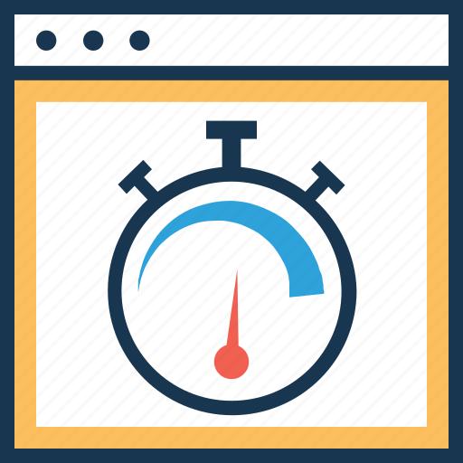 optimization, speed optimization, speed test, web optimization, website speed icon