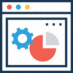 cog, cogwheel, data, data management, preferences icon