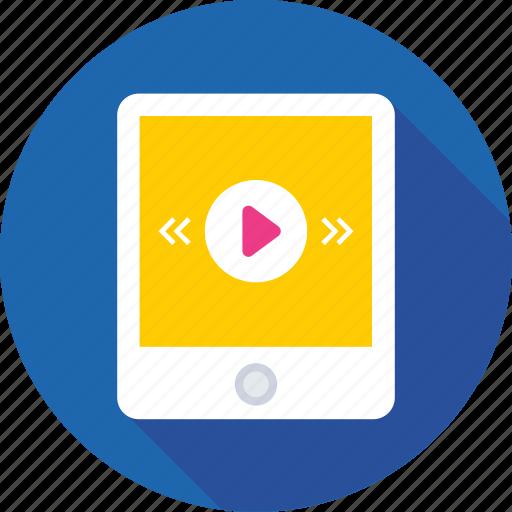 ipod, media, mp4, music player, walkman icon