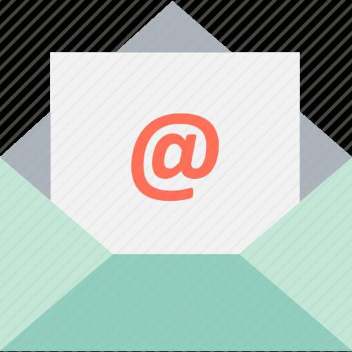email, envelope, inbox, letter icon
