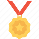 award, award medal, eps, medal icon
