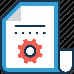 cogwheel, content management, file, preferences, settings icon