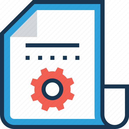 cogwheel, content management, file, preferences, settings icon