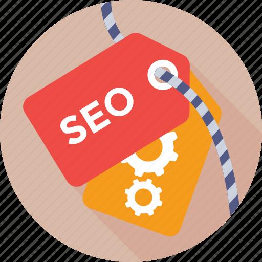 keywording, marketing, search engine optimization, seo, seo tag icon