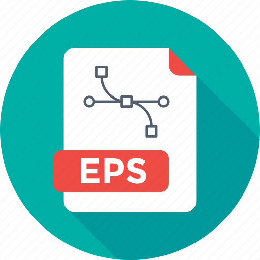 design file, eps, extension, file format, illustrator icon