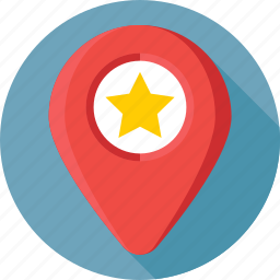 gps, location, map, map pin, navigation icon