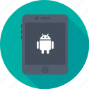 android, android phone, ios, mobile, smartphone icon