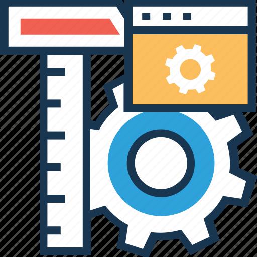 Cog, development, preferences, setting, web icon - Download on Iconfinder