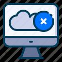 browser, design, development, error, server, trouble, web icon