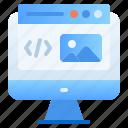 design, development, frontend backend, seo, web, web content
