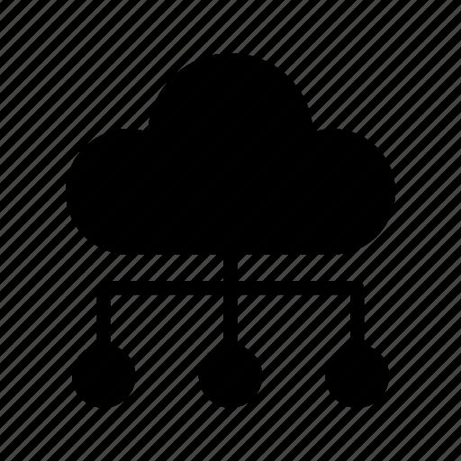 Cloud, computing, database, network, server icon - Download on Iconfinder