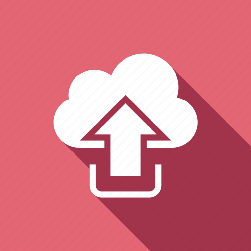 backup, cloud, ftp, hosting, storage, upload, uploading icon