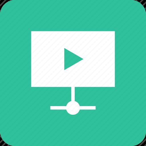 audio, hologram, media, share, social, video, youtube icon