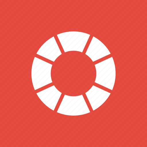 buoy, help, ico, life, lifebuoy, support icon