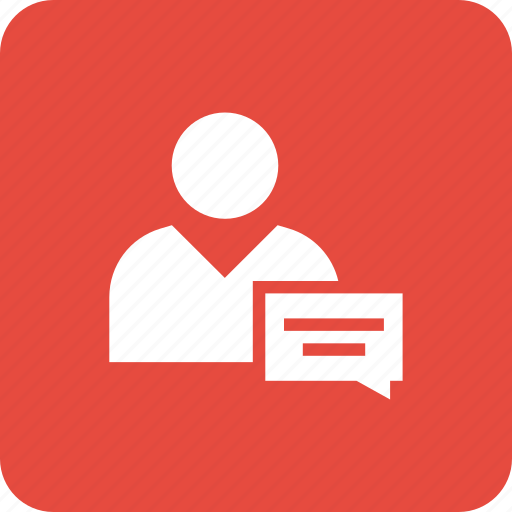 chat, message, support, user icon
