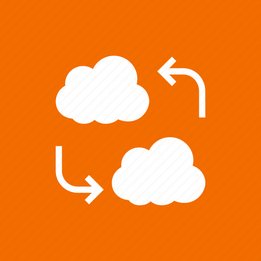 cloud, cloudy, server, sky, weather icon