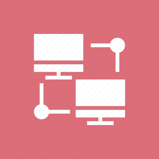 data, flow, planning icon