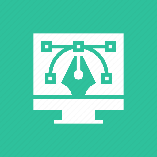 design, display, monitor, screen icon