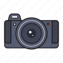 camera, capture, gadget, photography, picture icon