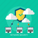 cloud, data, network, protect, protection, safety, security icon